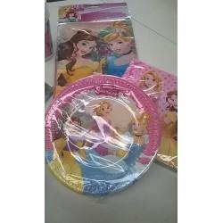 Tovaglia Principesse in plastica