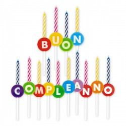 Candeline Buon compleanno