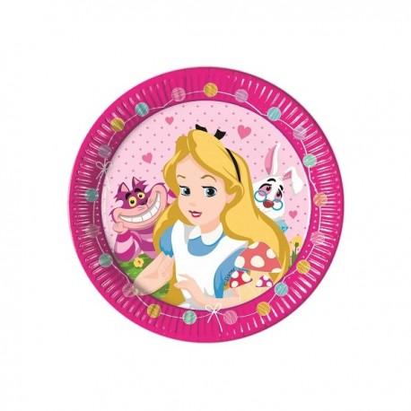 Piatti Alice nel Paese delle meraviglie