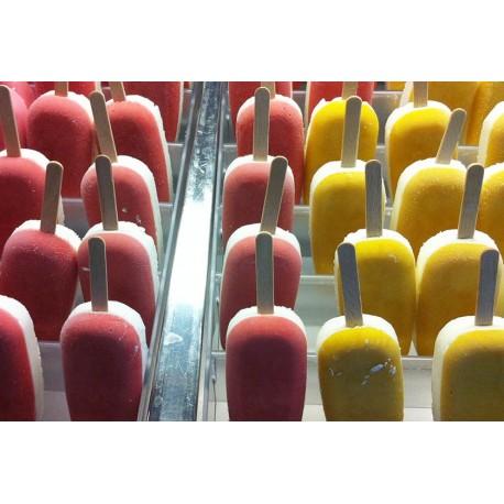 Copertura per gelato su stecco vari gusti