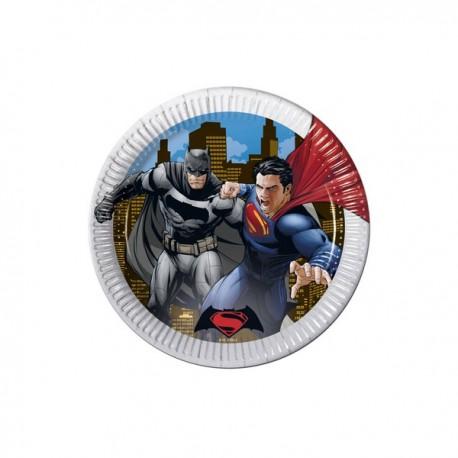 Piatto Grande Batman V Superman