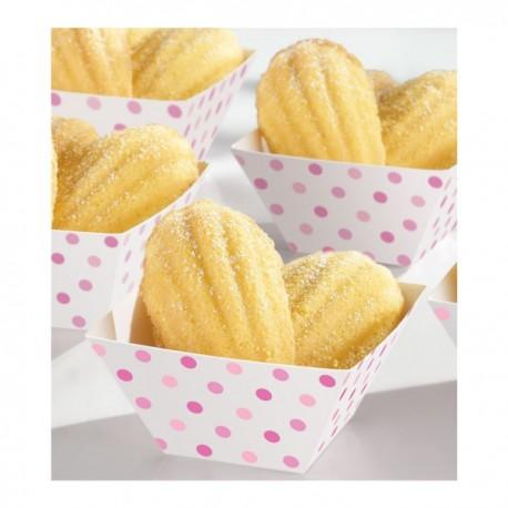 Pirottini Cupcakes Merletto