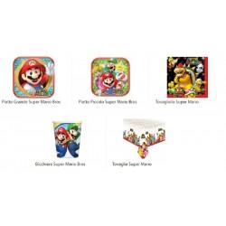 Super Mario Bros Coordinati tavola