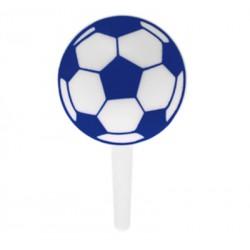 Pick per Cupcake pallone da calcio