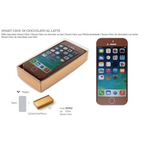 Cellulare in Cioccolato pronto all'uso