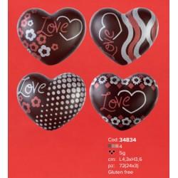 Cioccolatini a Cuore 2D