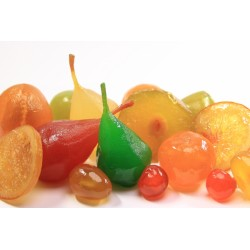 Frutta mista Intera Candita - 900 gr