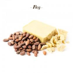 Burro di Cacao naturale 1 kg in gocce