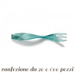 Forchettine plastica Charm per Finger Food