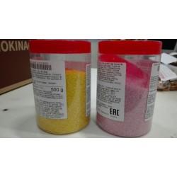 Granella colorata di zucchero 500 gr vari colori Senza glutine