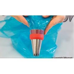 Adattatore per bocchette sac a poche Small