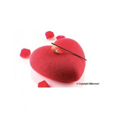 Stampo cuore di Rose
