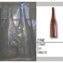 Stampo per Bottiglia Champagne di cioccolata