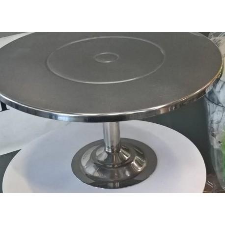 Alzata in acciaio inox per torte in vendita online