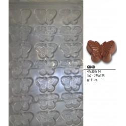 Stampi per Farfalle di cioccolata