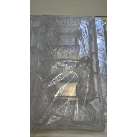 Stampo agnellino di cioccolata Policarbonato