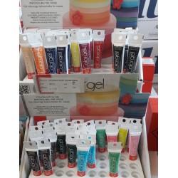 Espositore Completo con 80 coloranti gel per Attivita'