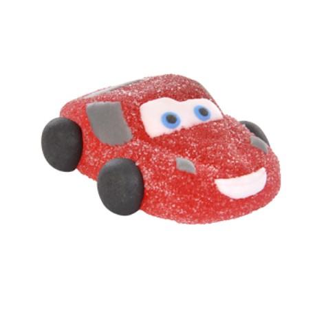 Macchinina Cars in zucchero e gelatina