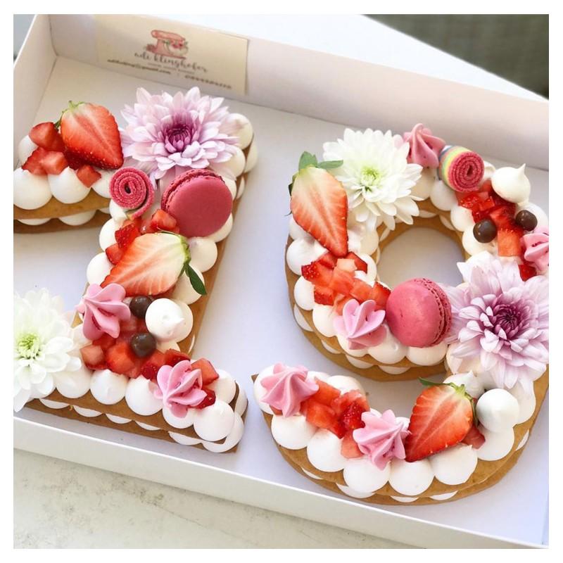 Torta compleanno numero uno torte t numero uno for Piani domestici a forma di t
