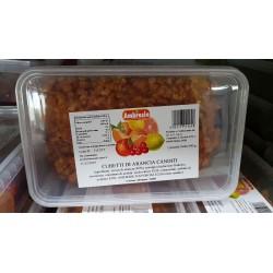 Cubetti di Arancia canditi - 900 gr