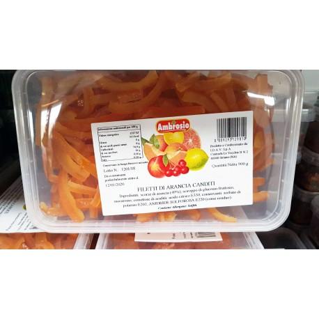 Filetti Arancio canditi