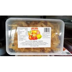 Filetti di Limone Canditi - 900 gr