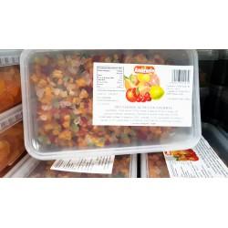 Macedonia di Frutta Candita a cubetti - 900 gr