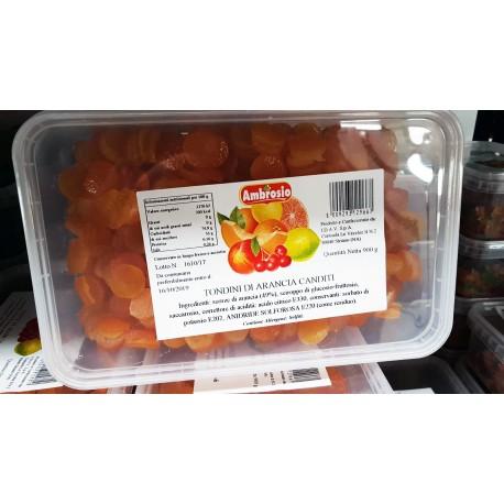 Tondini scorze di arancia