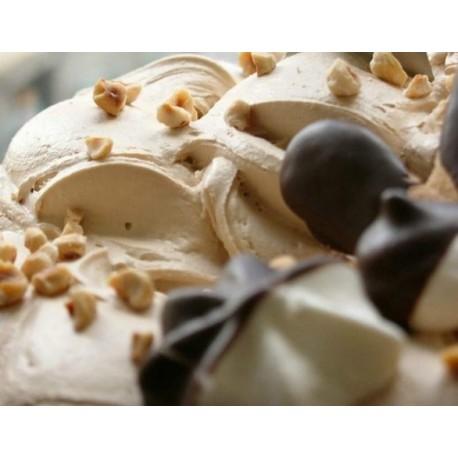 Pasta per Gelato Nocciola Pura Scura 5 kg