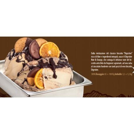 Set Pasta e Variegato per Gelato Orange Digestive 9 kg