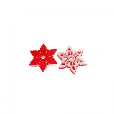 Stampo tagliapasta Fiocco di Neve
