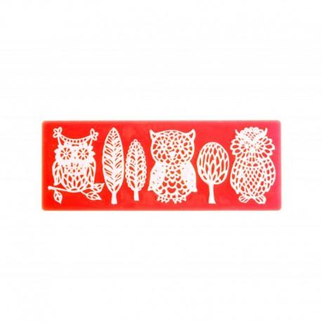 Stampo pizzi in silicone Amburgo