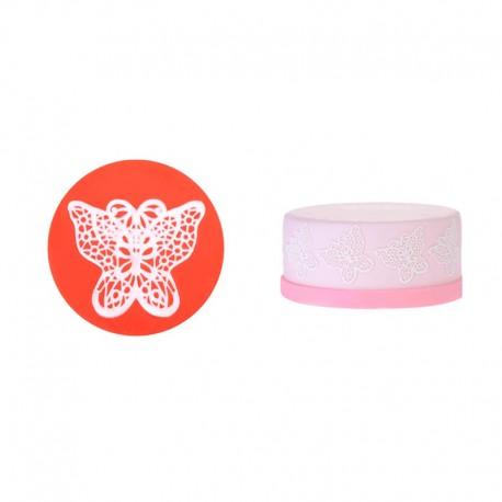 Stampo per Farfalle di zucchero 3D