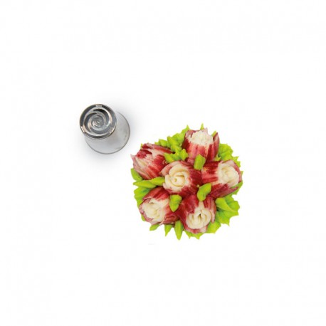 Beccucci Russi Rosa per sacca da pasticceria