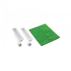 Kit per Lettere Taste Puzzle Silikomart