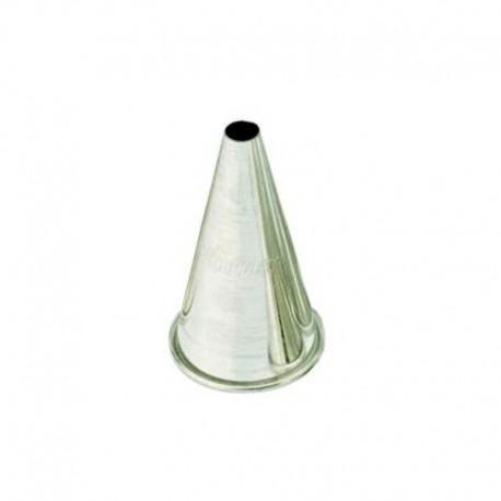 Bocchetta Inox foro tondo da 7 mm