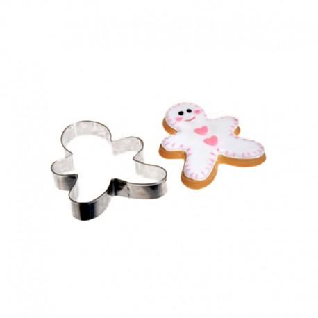 Taglia biscotto Omino di Natale