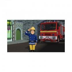 Cialda Sam il Pompiere Rettangolare per torte
