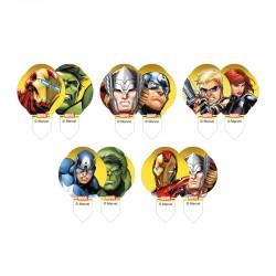 Decoshape Cialdine muffin Avengers Maxi pacco
