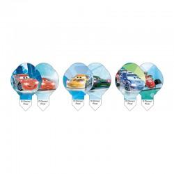 Decoshape Cialde per muffin Cars 600 pezzi