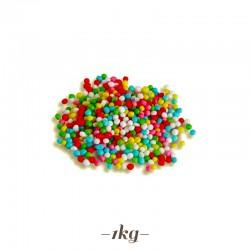 Mompariglia zucchero colorato
