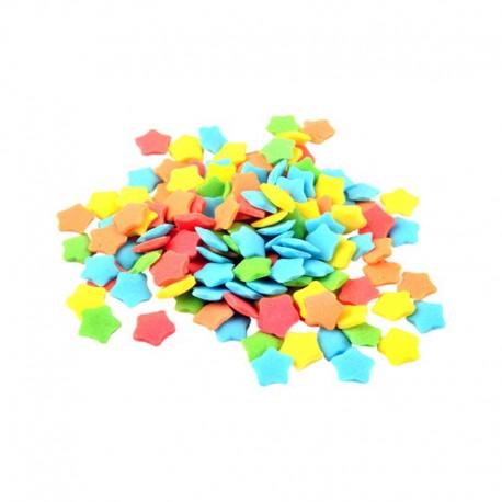 Stelline di Zucchero Multicolor