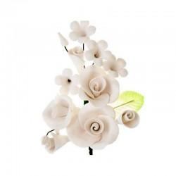 Ramo Rosa- Lilium in zucchero