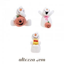 Fantasmino di Zucchero decorazione Halloween