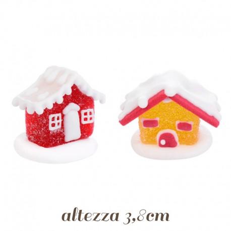 Case e Chiese in zucchero