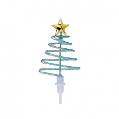 Albero di Natale in Plastica per decorazioni