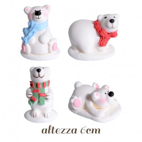 Orsi Polari di Zucchero