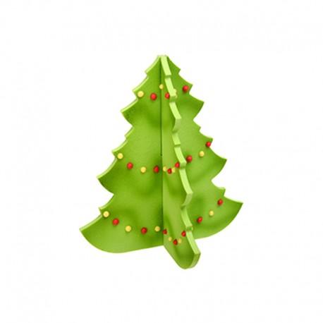Kit Albero di Natale 3d in Pastigliaggio