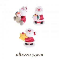 Babbo Natale in Zucchero