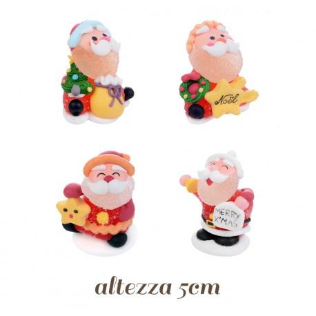 Babbo Natale di Zucchero con Pacchetti